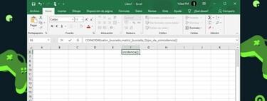Función coincidir de Excel: qué es y cómo se utiliza