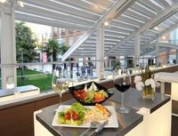 Las terrazas del Thyssen y ¡olvídate del calor!