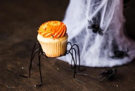 Prepara los cupcakes más terroríficos para Halloween