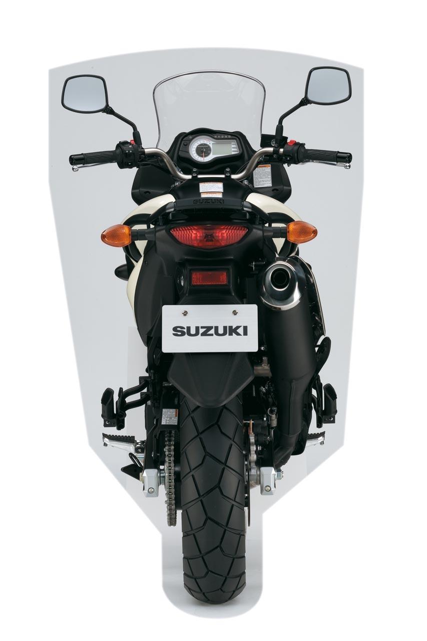 Foto de Suzuki V-Strom 650 2012, fotos de detalles y estudio (9/50)