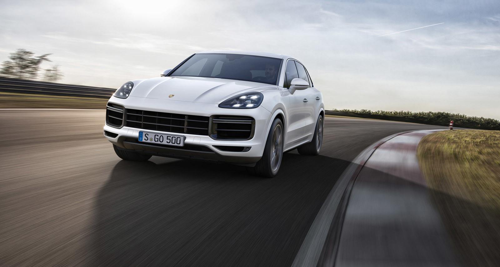 Foto de Porsche Cayenne 2018: repaso tecnológico (13/67)