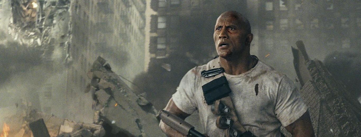 Tráiler de \'Proyecto Rampage\': Dwayne Johnson contra monstruos ...