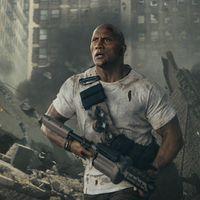 Tráiler de 'Rampage': Dwayne Johnson contra monstruos gigantes en la espectacular adaptación del videojuego