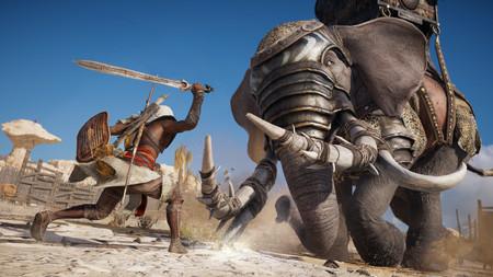 Tras unas horas con Assassin's Creed Origins, veo más luces que sombras en el futuro de la saga