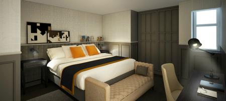 Suite del hotel Ampersand