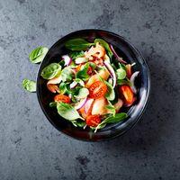 Las nueve reglas de oro para hacer ensaladas perfectas (de las que no te canses nunca)