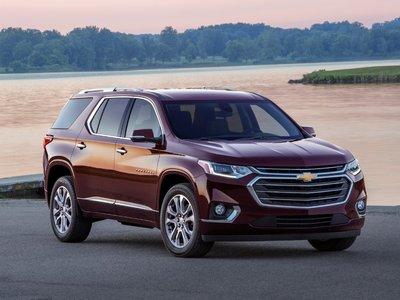 Chevrolet Traverse, a prueba: un pequeño universo utópico para siete