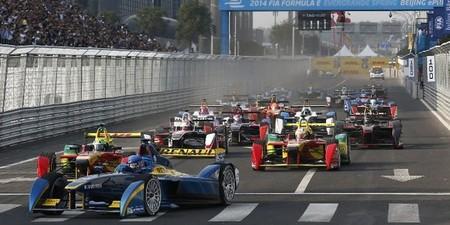 Aficionados proponen a Zaragoza para la Fórmula E