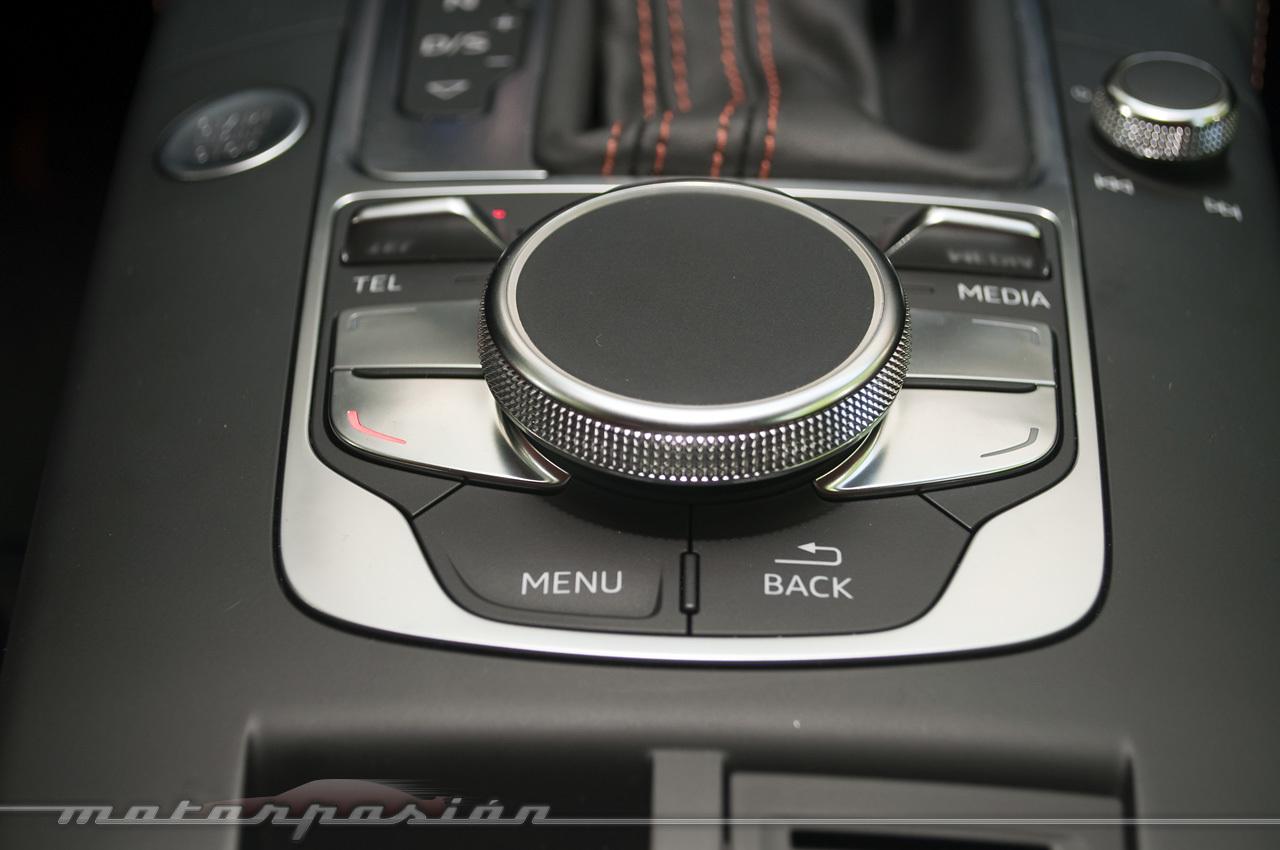 Foto de Audi A3 presentación (35/39)
