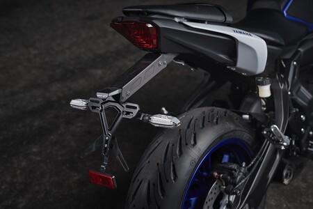 Yamaha MT-07 2021, prueba