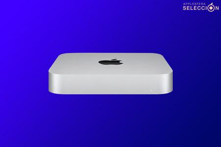 El Mac mini M1 alcanza los 734,99 euros en Amazon, su mínimo histórico: el sobremesa más pequeño de Apple más barato que nunca
