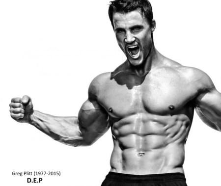 Muere Greg Plitt un icono del fitness
