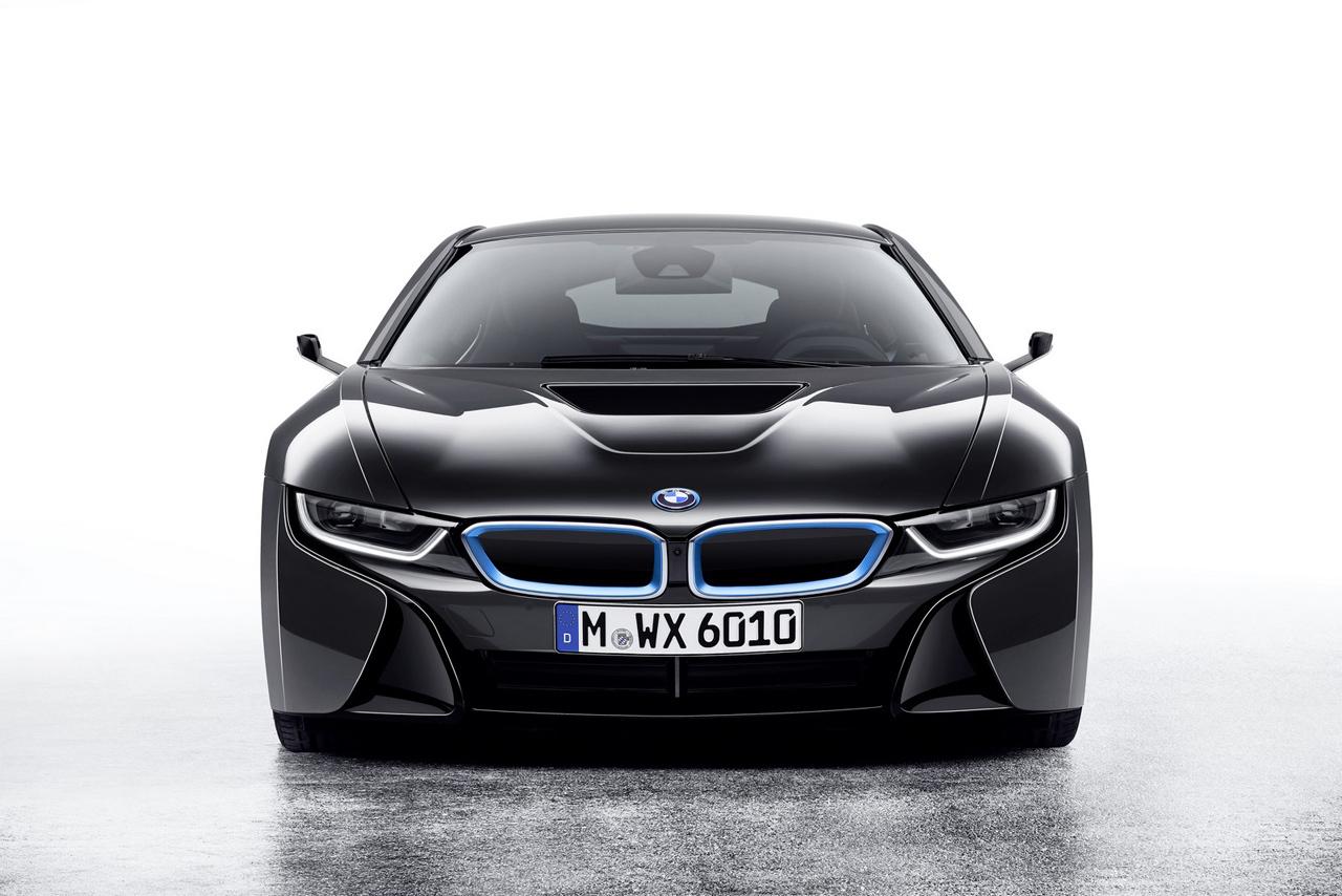 Foto de BMW i8 Mirrorless (1/10)