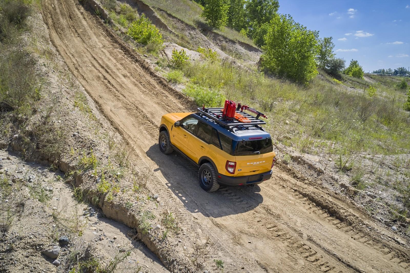 Foto de Ford Bronco 2020, preparaciones (23/24)