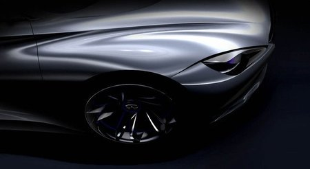 Infiniti presentará en Ginebra un deportivo eléctrico