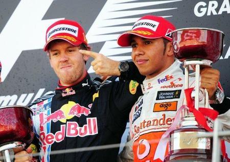 ¿Sebastian Vettel-Lewis Hamilton juntos en Red Bull? ¿Estamos locos?
