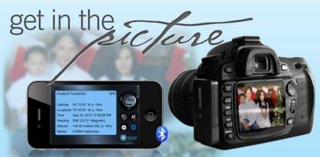 BlueSLR, accesorio bluetooth para cámaras Nikon que permite conectarlas con el iPhone 4