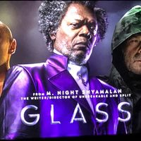 Shyamalan ofrece el primer vistazo de 'Glass', la secuela de 'El protegido' y 'Múltiple'