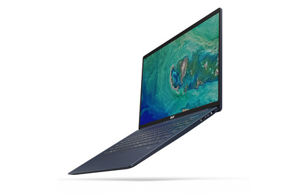 Acer presenta los nuevos Swift 7 y Swift 5, dos portátiles por debajo del kilo de peso con biseles ultra estrechos