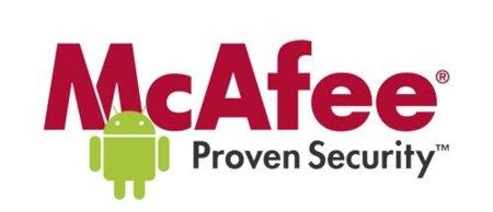 Antivirus para Android de McAfee