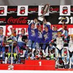 Yamaha Factory Racing Team se lleva las 8 horas de Suzuka