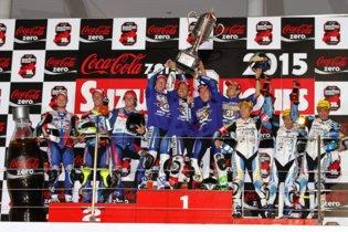 Yamaha Factory Racing Team se lleva las 8 horas de Suzuka