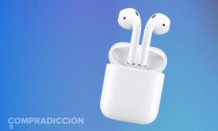 Los AirPods están más baratos que nunca en Amazon: los auriculares true wireless de Apple sólo cuestan 119 euros