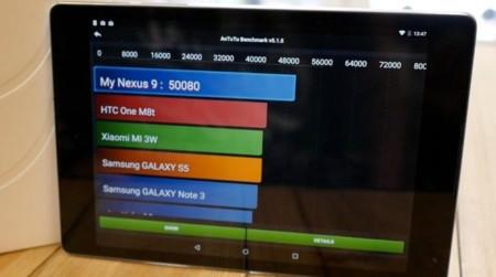 Antutu Nexus9