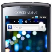 price reduced detailing details for Giorgio Armani Samsung Galaxy S GT-I9010 - Xataka Móvil
