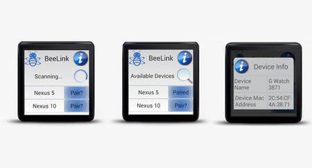 BeeLink, una app para asociar fácilmente nuestro smartwatch con múltiples móviles