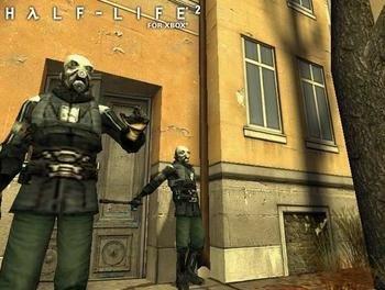 Half-life 2 para Xbox en imágenes