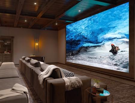 """Sony venderá a hogares su pantalla Crystal LED modular de hasta 790"""" y 16K: más cerca del futuro, más lejos de casi cualquier bolsillo"""