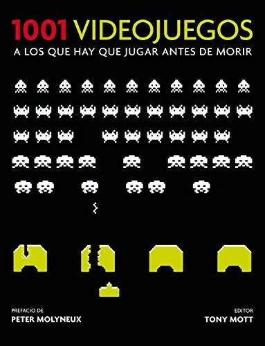 libro 1001 videojuegos