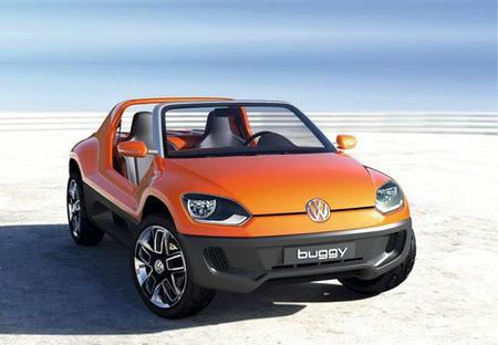 Volkswagen Buggy Up, ¿a producción?