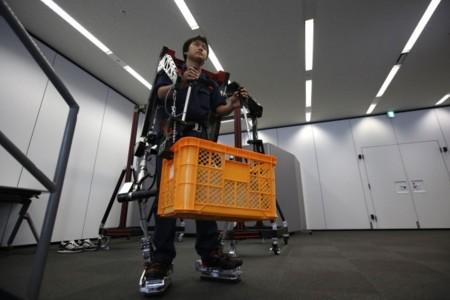 Exoesqueletos personales para todos: ésa es la propuesta de Panasonic