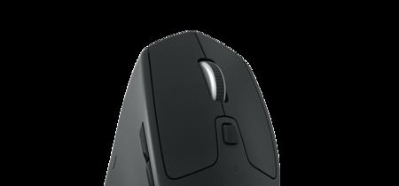 Logitech ha creado dos ratones silenciosos, y uno que funciona con tres equipos a la vez