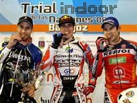 España vencedora del Trial de las Naciones Indoor