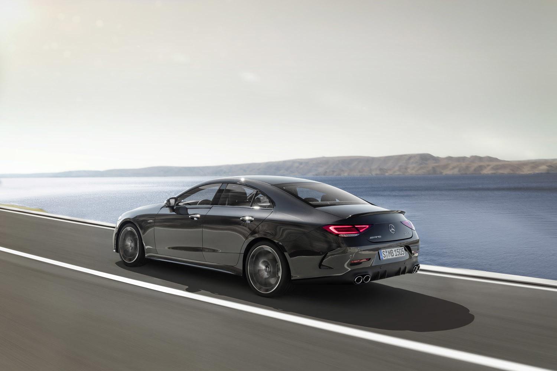 Foto de Mercedes-AMG CLS 53 4Matic+ (1/20)
