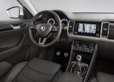 Así se ve el Škoda Kodiaq desde dentro