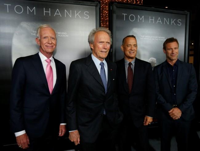 Taquilla USA | Eastwood y Hanks triunfan con 'Sully'