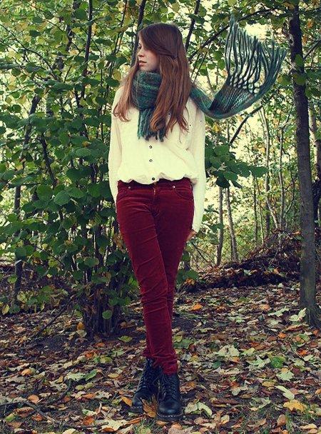 Anna Moda en la calle