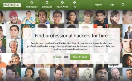 "Contratar a un hacker ""freelance"" en un par de clicks: así funciona Hacker's List"