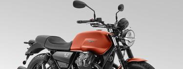 La Moto Guzzi V7 se renueva con un motor más potente de 65 CV y solo en las versiones Special y Stone