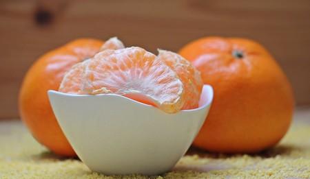 Mandarinas Huerto Orgenico Frutas Verduras