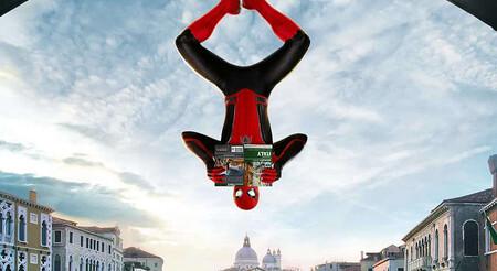 Spiderman Lejos Casa
