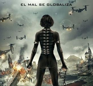 'Resident Evil: Venganza', nuevos carteles