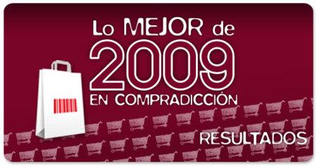 Resultados de los Mejor de 2009 para los lectores de Compradicción