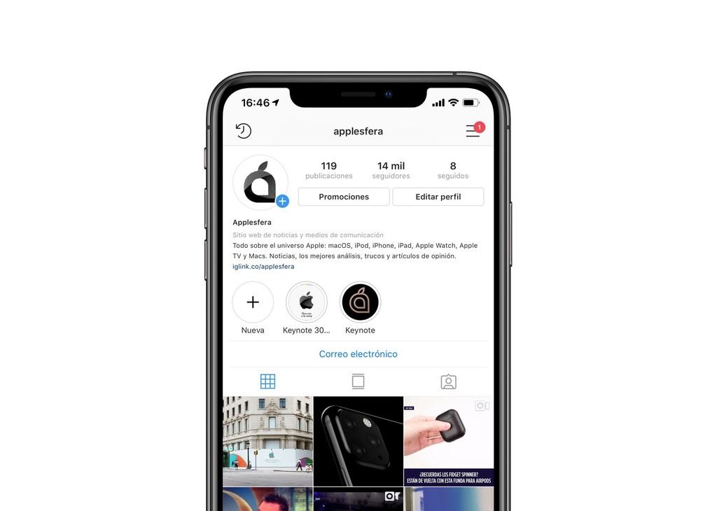 Instagram se actualiza y por fin se adapta (de nuevo) a las pantallas de los iPhone XR y XS Max