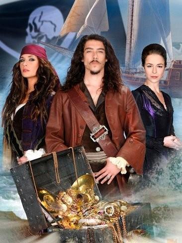 Como 'Piratas' sea tan mala como las fotos promocionales, Pilar Rubio lo tiene claro