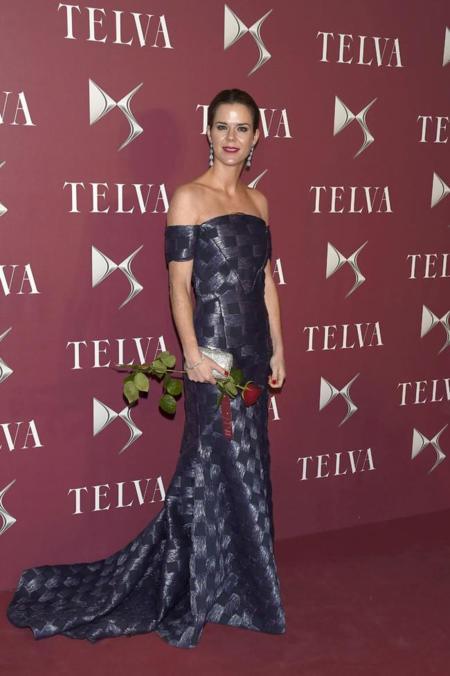 Amelia Bono en la gala de premios T de Telva 2014
